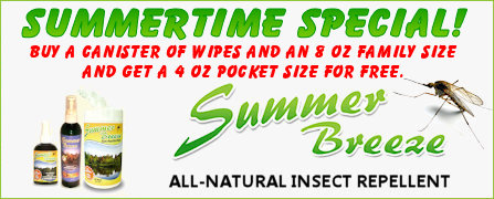 Summer Breeze Insect Repellent